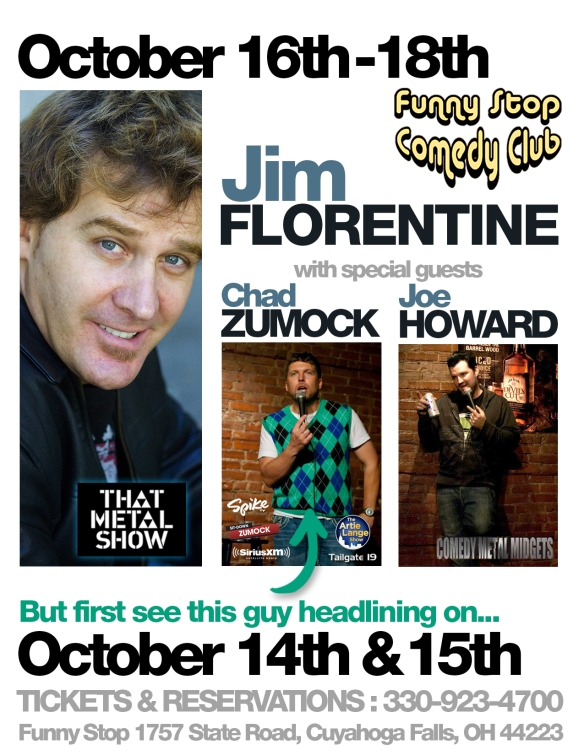 Chad and Jim Florentine flier